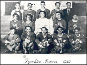 Tzeachten Indians Soccer Team