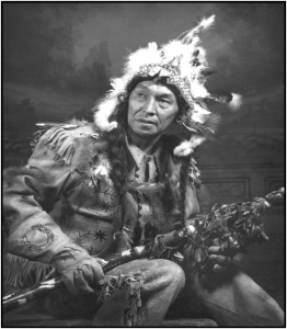 Yakweakwioose Chief Richard Malloway